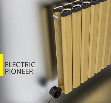 رادیاتور برقی آنیت مدل پایونیر